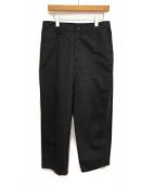 Y's(ワイズ)の古着「サルエルパンツ」 ブラック