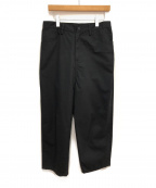 Y's(ワイズ)の古着「サルエルパンツ」|ブラック