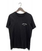 ()の古着「ATELIER Tシャツ」|ブラック