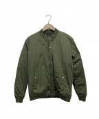 B:MING LIFE STORE(ビーミングライフストア)の古着「MA-1ジャケット」 オリーブ