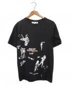 MCQ(マックキュー)の古着「Tシャツ」 ブラック