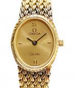 OMEGA(オメガ)の古着「de ville」|ゴールド