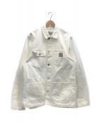 ()の古着「MICHIGAN COAT」|ホワイト