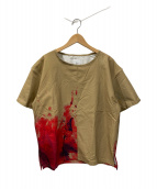 ()の古着「Tシャツ」|ベージュ