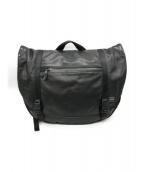 ()の古着「ZOOMメッセンジャーバッグ(L)」|ブラック