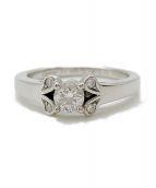 Cartier(カルティエ)の古着「バレリーナ・ダイヤモンドリング」