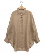 Lisiere(リジェール)の古着「RAMIEシャツ」|ベージュ