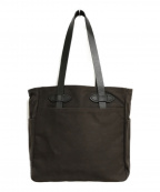 FILSON(フィルソン)の古着「TOTE BAG WITHOUT ZIPPER」|ブラウン
