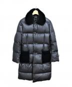 tricot COMME des GARCONS()の古着「ダウンコート」 ブラック