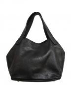 ANITA BILARDI(アニタビラルディ)の古着「ハラコベルトバッグS」 ブラック