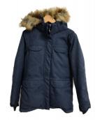 ()の古着「ダブルインパクトジャケット」|ブルー