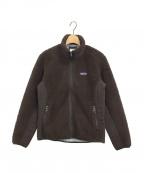 Patagonia SYNCHILLA(パタゴニアシンチラ)の古着「レトロXジャケット」|ブラウン