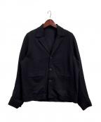 URU(ウル)の古着「ジャケット」|ネイビー
