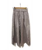 ()の古着「ストライプスカート」