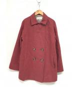 SCAPA(スキャパ)の古着「セルティックツィードコート」|レッド