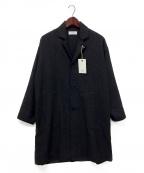 MARKA(マーカ)の古着「WOOL SOFT SERGE SHIRT COAT」|グレー