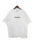 VETEMENTS(ヴェトモン)の古着「プリントTシャツ」|ホワイト