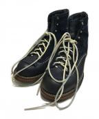 WESCO(ウェスコ)の古着「ブーツ」|ネイビー