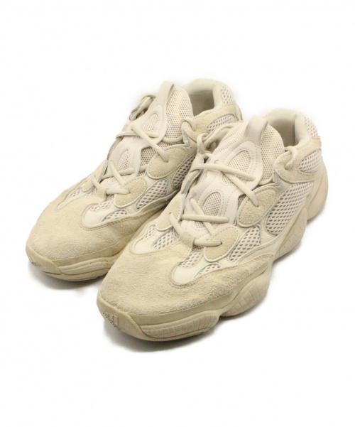 adidas(アディダス)adidas (アディダス) YEEZY 500 DESERT RAT BLUSH サイズ:29.5cmの古着・服飾アイテム