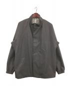 DESCENTE(デサント)の古着「ジャケット」|グレー