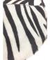 中古・古着 MARCO MASI (マルコマージ) 巾着バッグ ホワイト:9800円