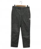 MONCLER GAMME BLEU(モンクレール ガム ブルー)の古着「パンツ」|グレー