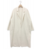 ()の古着「ハミルトンコクーンコート」|オフホワイト