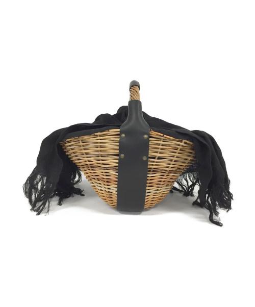 ebagos(エバゴス)ebagos (エバゴス) カゴバッグの古着・服飾アイテム