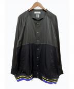 FACETASM()の古着「ノーカラージャケット」 ブラック