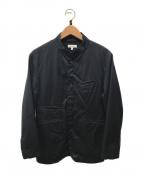 Engineered Garments()の古着「スタンドカラージャケット」|ネイビー