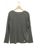 DEUXIEME CLASSE(ドゥーズィエム クラス)の古着「Layering Tシャツ」|グレー