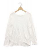 DEUXIEME CLASSE(ドゥーズィエム クラス)の古着「Layering Tシャツ」|ホワイト