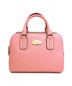 ()の古着「2WAYバッグ」|ピンク