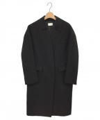 mame(マメ)の古着「コート」|ブラック