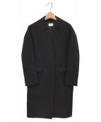 mame(マメ)の古着「コート」 ブラック
