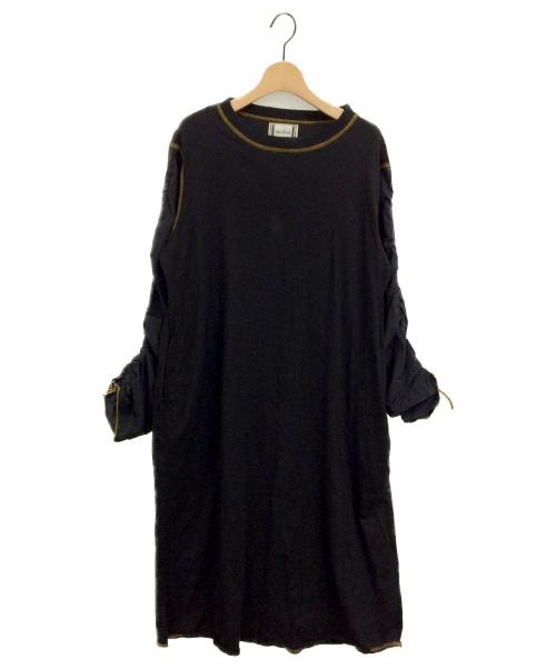 mother(マザー)mother (マザー) MEMPHIS DRESS ブラック サイズ:-の古着・服飾アイテム