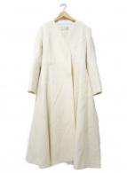 CELFORD(セルフォード)の古着「フレアコート」|ホワイト