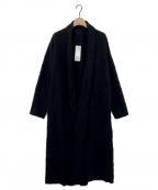 icB()の古着「Boucleジャケット」 ブラック