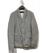 DSQUARED2(ディースクエアード)の古着「ヒッコリージャケット」