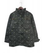 WTAPS(ダブルタップス)の古着「M65ジャケット」|モスグリーン