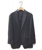 ()の古着「オーバーサイズテーラードジャケット」|ブラック
