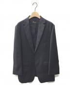 HARDY NOIR(アルディーノアール)の古着「オーバーサイズテーラードジャケット」|ブラック