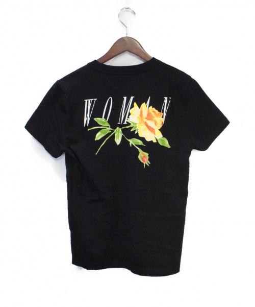 OFFWHITE(オフホワイト)OFFWHITE (オフホワイト) Tシャツ ブラック サイズ:Sの古着・服飾アイテム