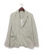 CIRCOLO 1901(チルコロ1901)の古着「テーラードジャケット」 アイボリー