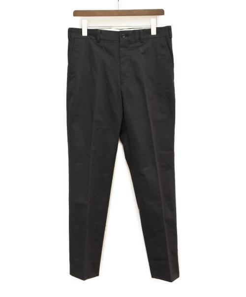 COMME des GARCONS HOMME DEUX(コムデギャルソン オム ドゥ)COMME des GARCONS HOMME DEUX (コムデギャルソン オムドゥ) 20SS センタープレスパンツ ダークグレー サイズ:Mの古着・服飾アイテム