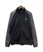 F.C.R.B.(エフシーアールビー)の古着「トラックジャケット」|グレー