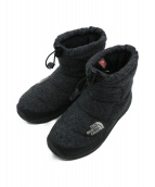 THE NORTH FACE(ザ ノース フェイス)の古着「NUPTSE BOOTIE WOOL II SHORT」|グレー