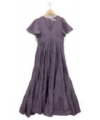 ()の古着「エンジェルのドレス」|ラベンダー