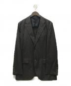 MACKINTOSH PHILOSOPHY()の古着「2Bジャケット」|ブラウン