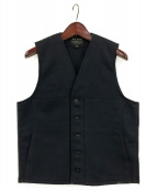 FILSON(フィルソン)の古着「MACKINAW WOOL VEST」|ブラック